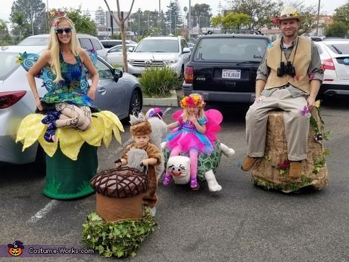 Woodland Nature Spotting Costume
