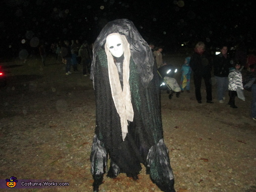 Woodland Spirit Creature Homemade Costume