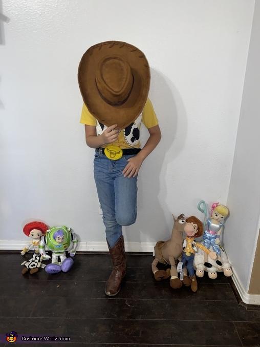 Woody Homemade Costume