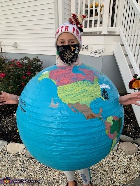 World Globe Costume