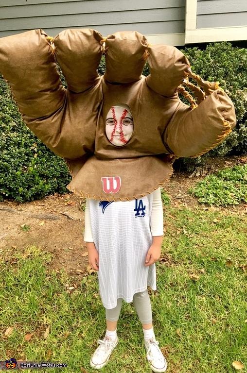 World Series Ball & Glove Costume