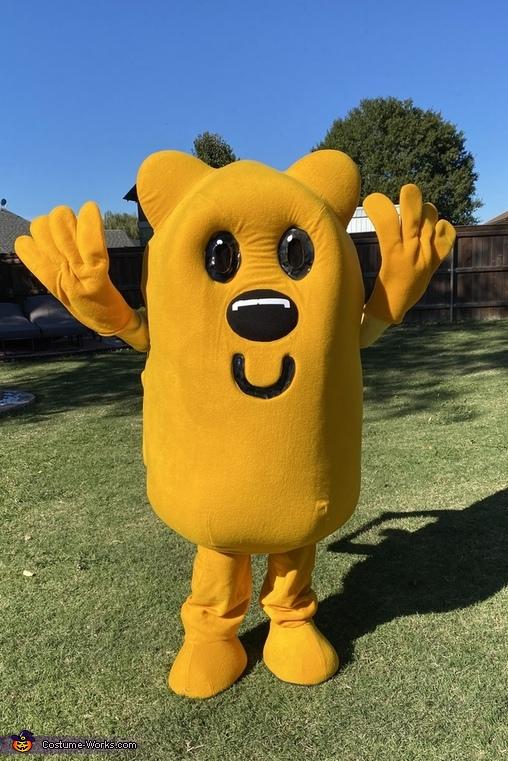Wow Wow Wubbzy Costume