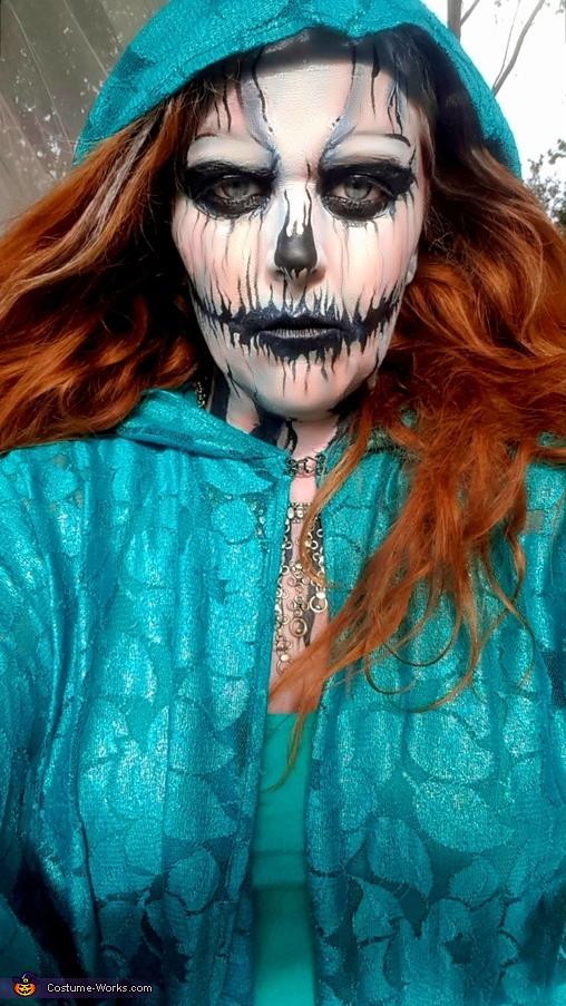 Wraith queen, Wraith Queen Costume