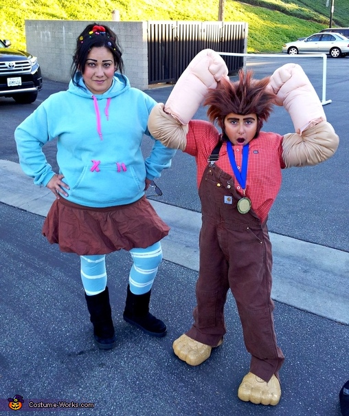 Wreck It Ralph Vanellope Costume