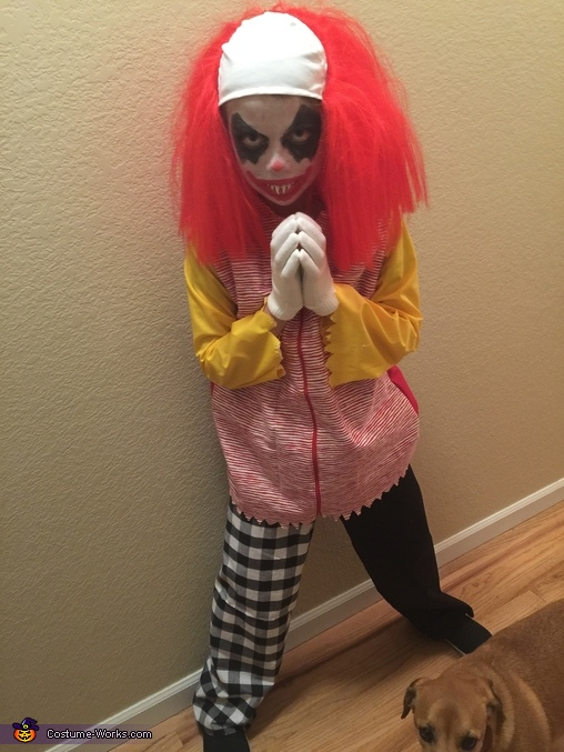 Sleep tight, Wrongald McDonald Costume