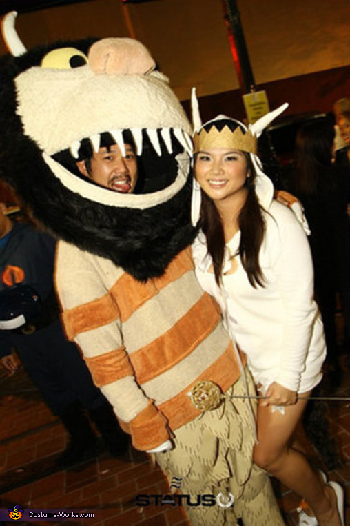 Where the Wild Things Are Homemade Costumes