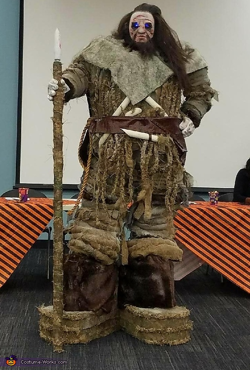 Wun Wun Game of Thrones Giant Costume