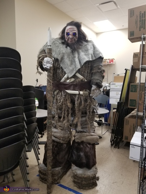 Wun Wun Game of Thrones Giant Homemade Costume