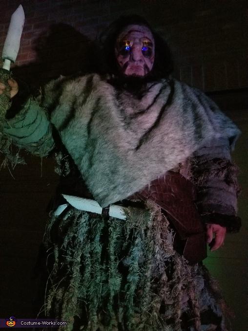 Wun Wun Game of Thrones Giant Homemade Costume