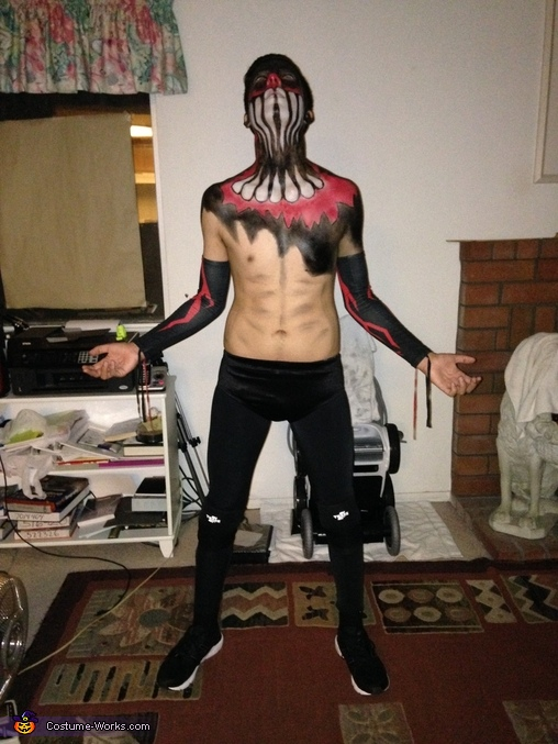 WWE Wrestler Finn Bálor Costume