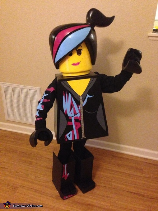 Wyldstyle from The Lego Movie