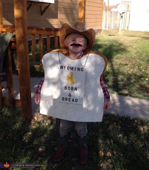 Wyoming Born & Bread Costume