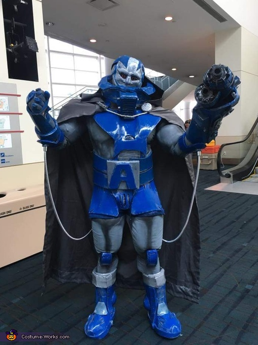X-Men Apocalypse Costume