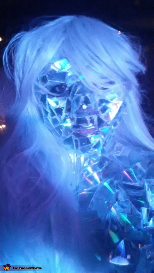 X-Men Emma Frost Homemade Costume