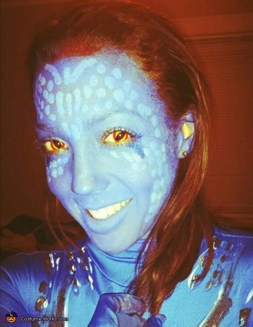 Mystique, X-Men Costume
