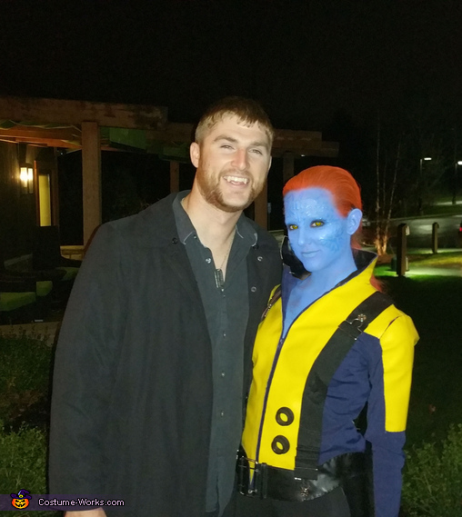 Mutant and Proud!, Mystique from X-Men First Class Costume