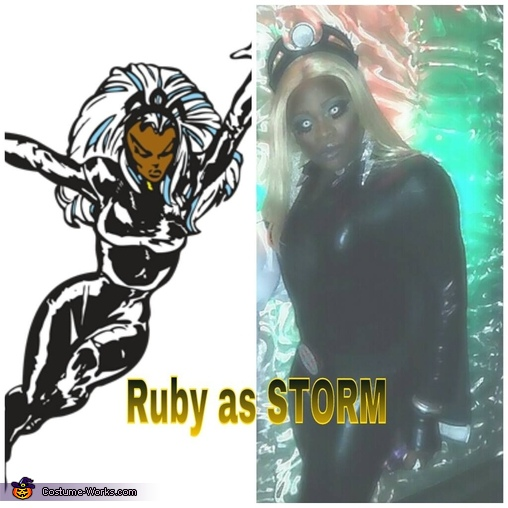 classic storm pic and me aka addias as storm, X-Men Storm Costume