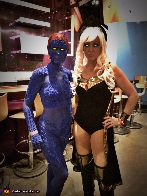 X-Men Mystique Costume