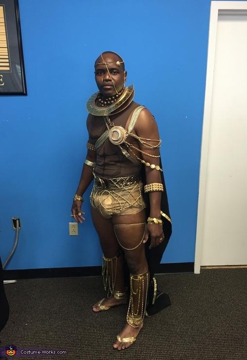 Xerxes 300 Costume