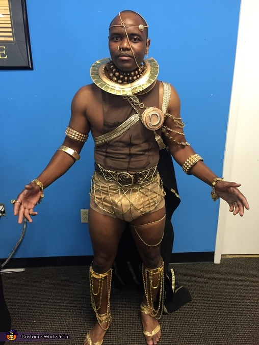 I am a kind king, Xerxes 300 Costume
