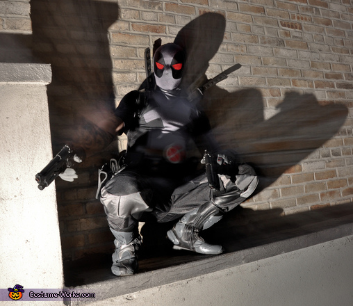 Just another day, XFORCE DeadPool Costume