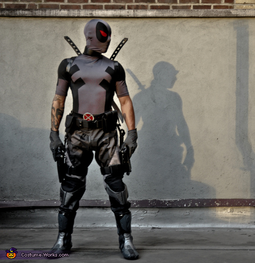 XFORCE, XFORCE DeadPool Costume