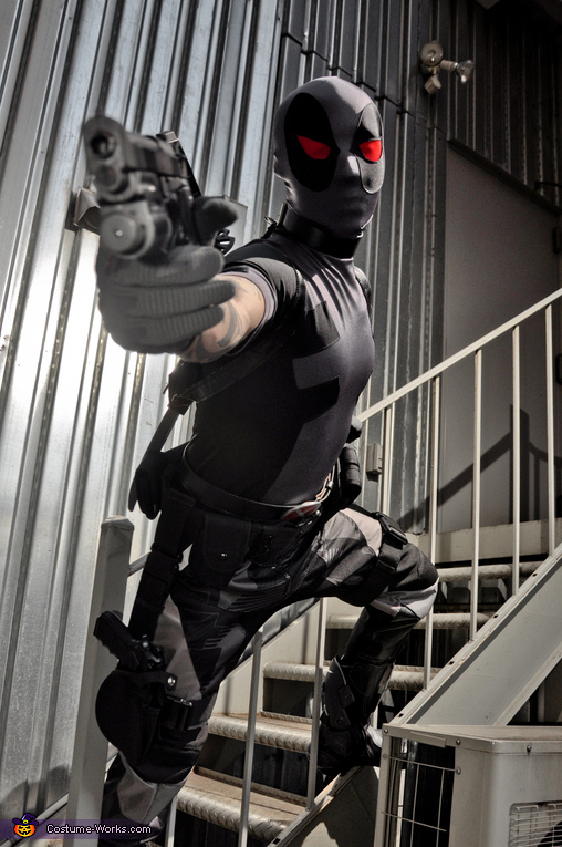 Bang Bang Bang, XFORCE DeadPool Costume