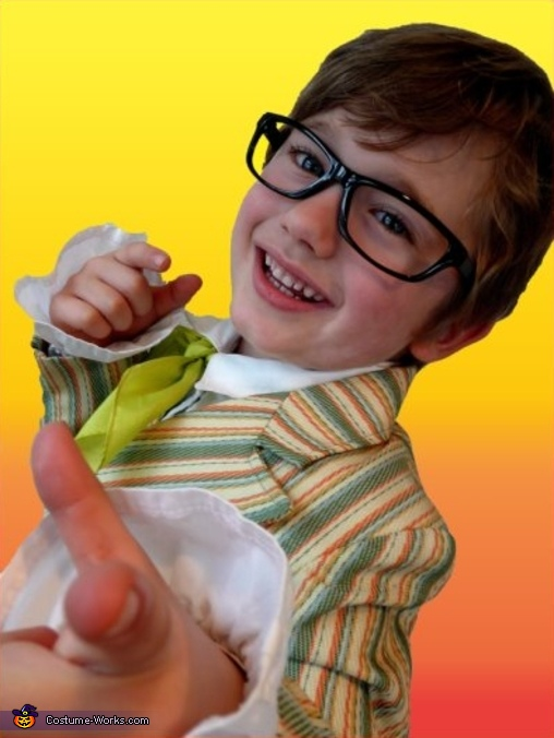 austin powers yeah baby halloween costume for boys photo 2 2