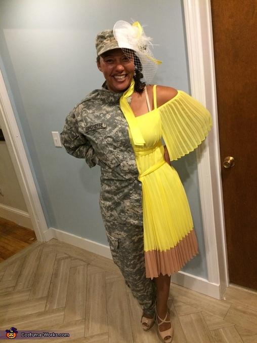 Yellow Ribbon / Soldier Costume