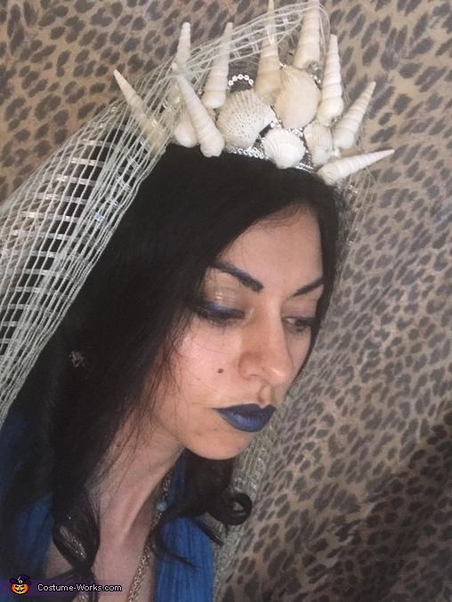 Yemaya - Goddess of the Sea Homemade Costume