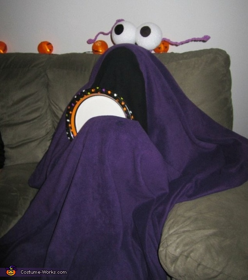 Yip Yips Homemade Costume
