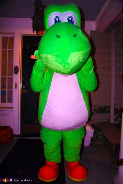 Yoshi Costume