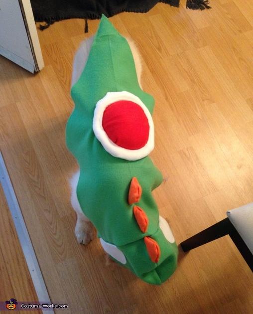 Yoshi top standing, Yoshi Costume