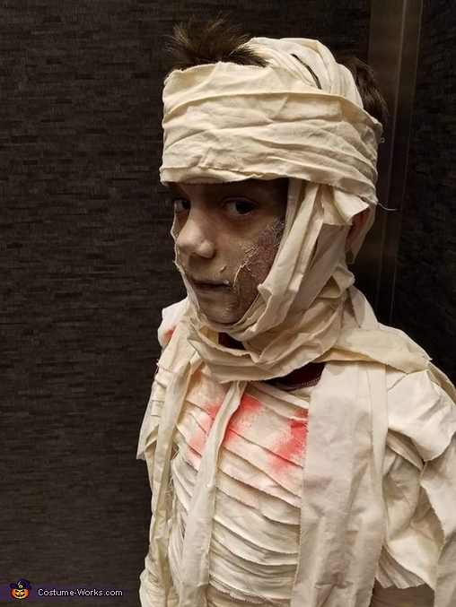 Young Mummy Costume