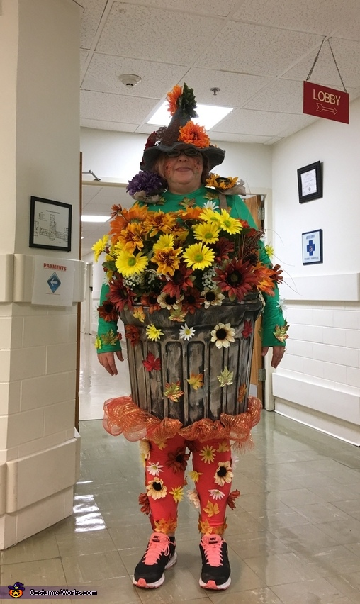 Your Favorite Flower Pot Costume