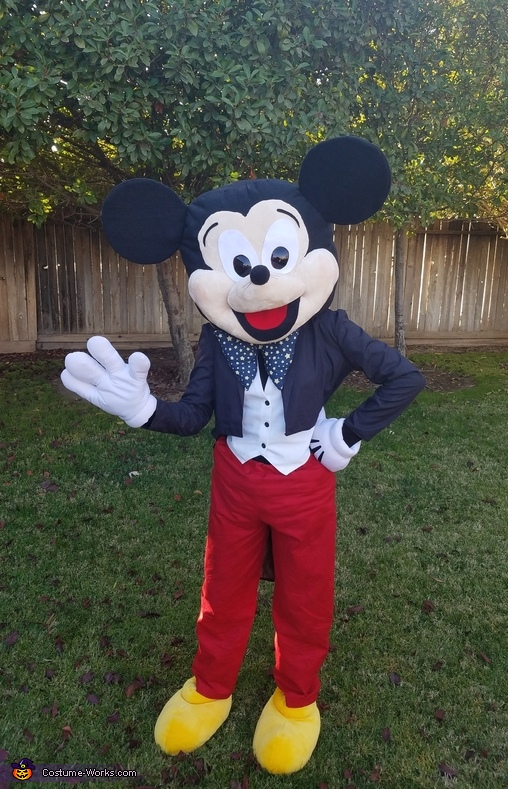 Your Pal, Mickey Mouse Costume