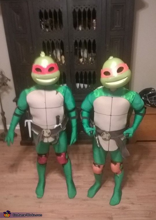 Turtles 2014, Yummy Mummy and Boo Berry Costume