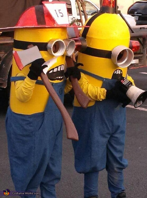 Minions 2013, Yummy Mummy and Boo Berry Costume