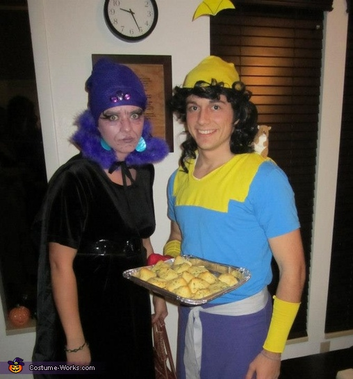 yzma kronk costume yzma and kronk the emperors new groove