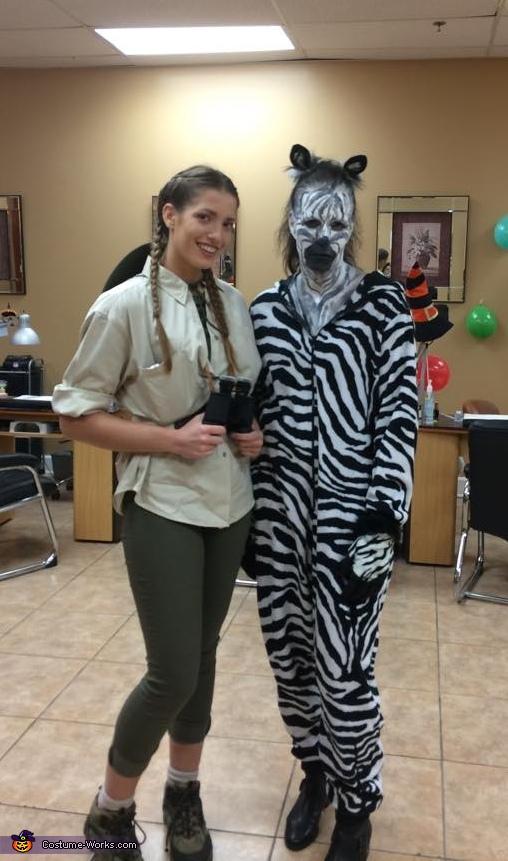 Running Wild Costume