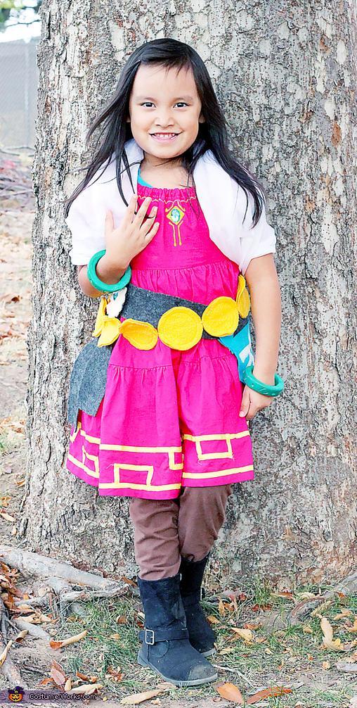 DIY Zelda Costume