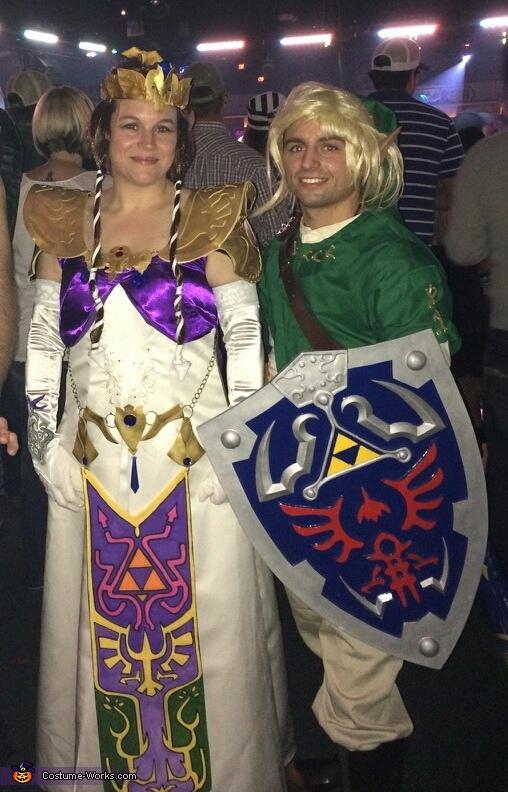 Zelda & Link Costume