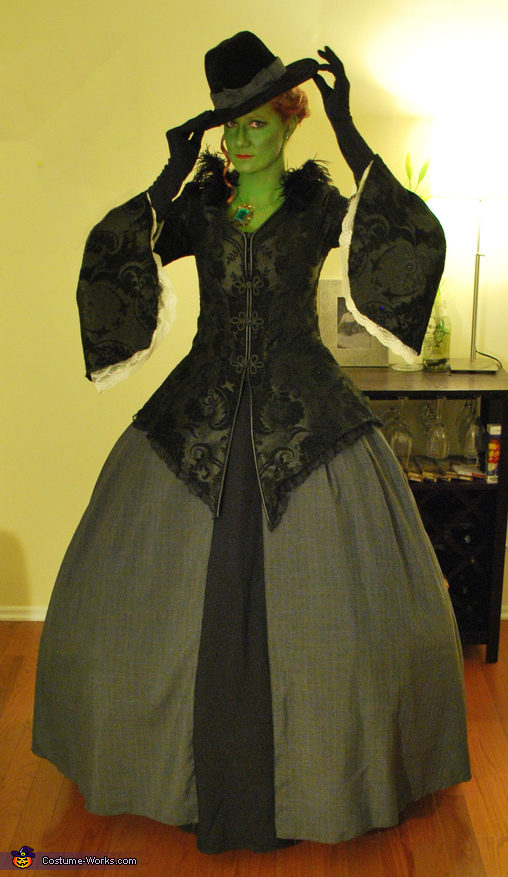 Zelena, the Wicked Witch Costume