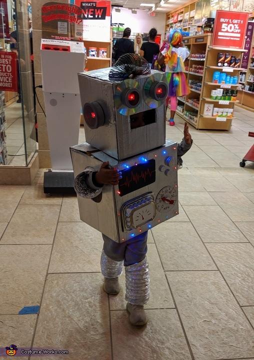 ZING!, ZENBOT3 Costume