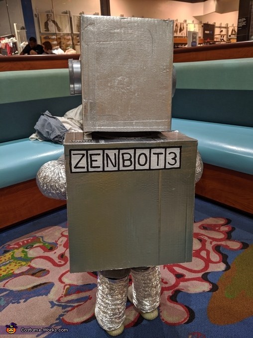 ZENBOT3 Homemade Costume