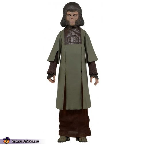 What Zira looked like, for comparison, Zira from Planet of the Apes Costume