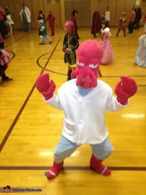 Zoidberg from Futurama Costume