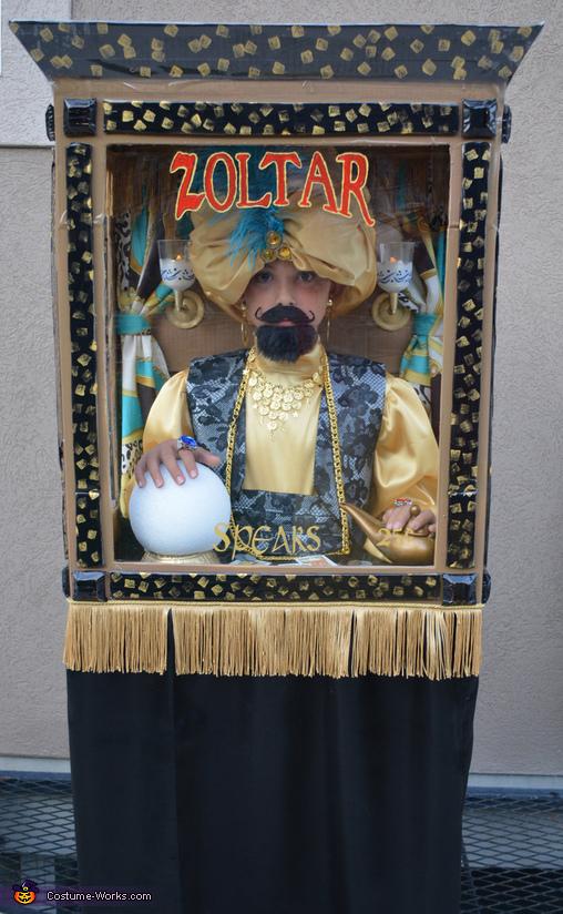 Zoltar Costume