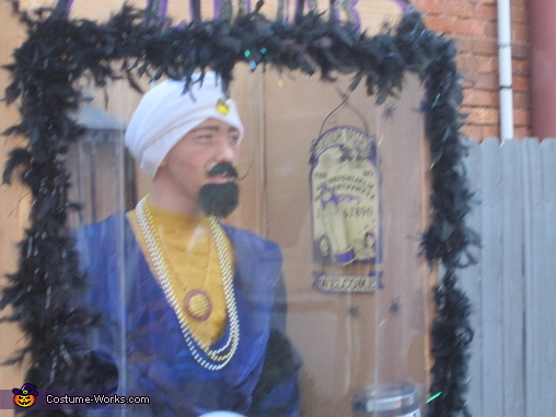 Zoltar Adult Costume