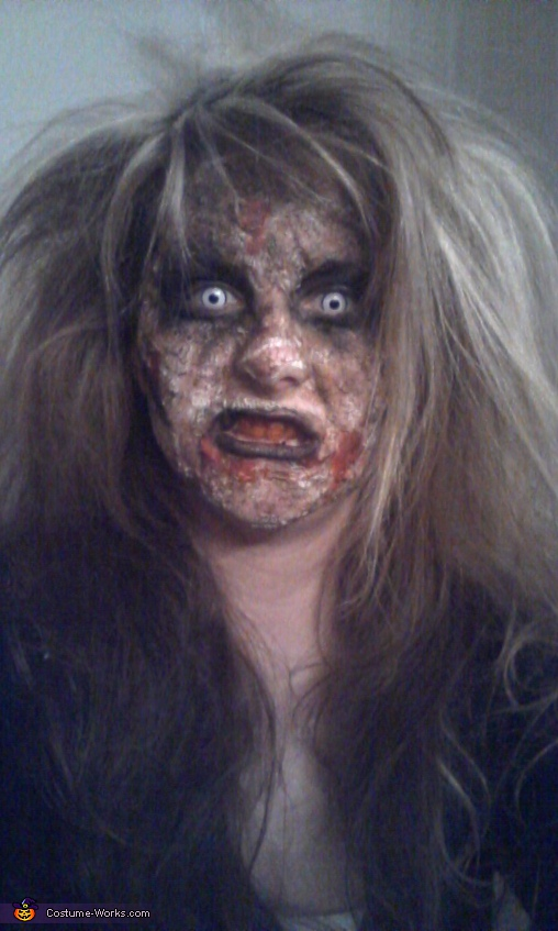 Zombie - Homemade costumes for women